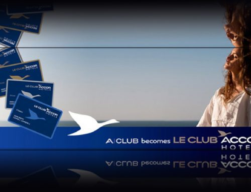 Accor Le Club privileges Program