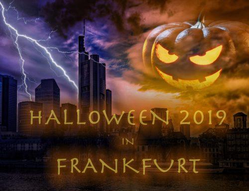 Halloween in Frankfurt