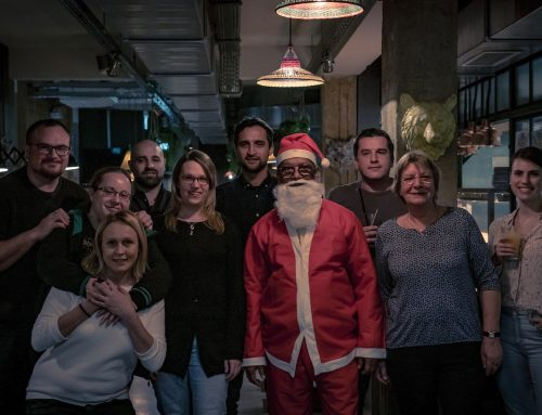 Unsere Weihnachtsfeier 2019